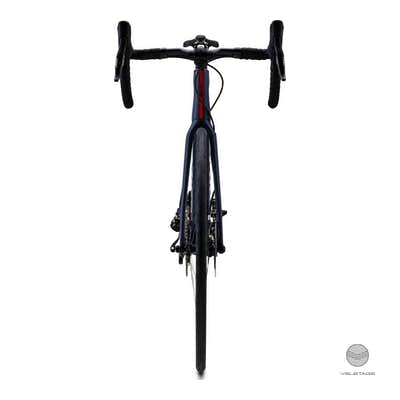 R5 Disc RED eTap Road Bike 2019 - D'blau