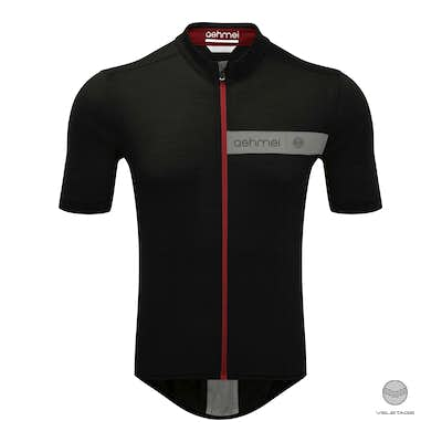 ashmei - M's VOV CLASSIC CYCLE Jersey SS - Schwarz
