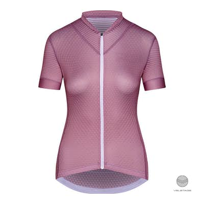 Cafe du Cycliste - MICHELINE W Jersey Ultralight - Lila