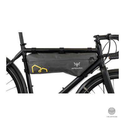 APIDURA - EXPEDITION Compact Frame Pack - Schwarz