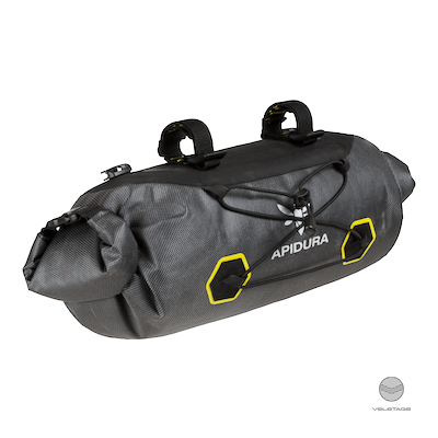 EXPEDITION Handlebar Pack - Schwarz