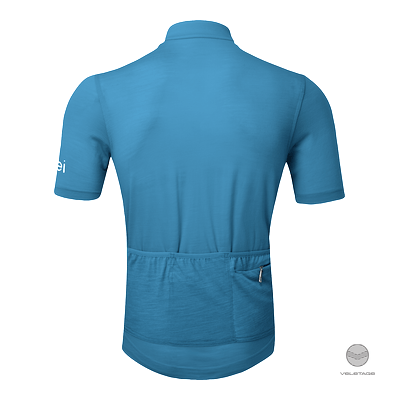 ashmei - M's CLASSIC CYCLE Jersey - Türkis