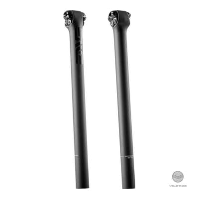 ENVE Seatpost 2 Bolt 0 offset - Schwarz