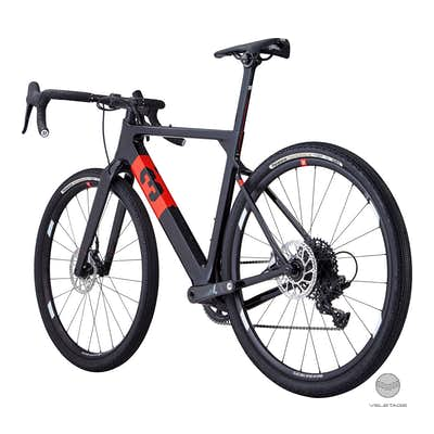 3T - EXPLORO TEAM Force Gravel Bike - Schwarz