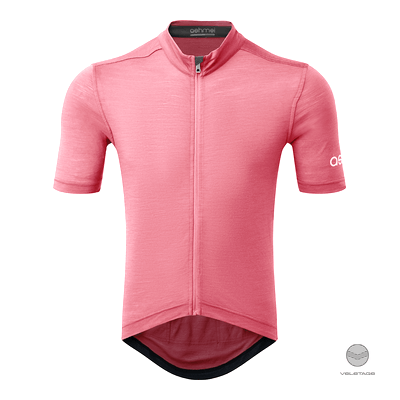 ashmei - M's CLASSIC CYCLE Jersey - Rosa
