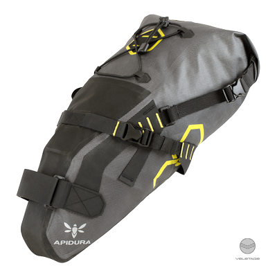 APIDURA - EXPEDITION Saddle Pack - Schwarz