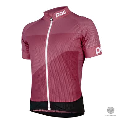 Fondo Gradient Light Jersey - Rot
