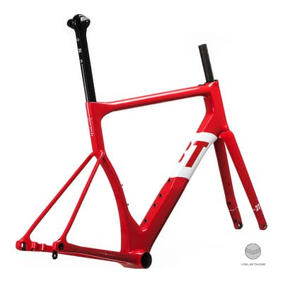 STRADA Team frame set - Rot