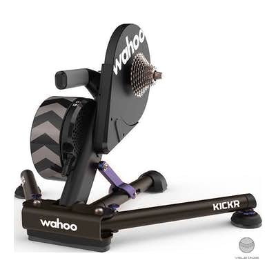 Wahoo - KICKR 5.0 Indoor Trainer - Schwarz