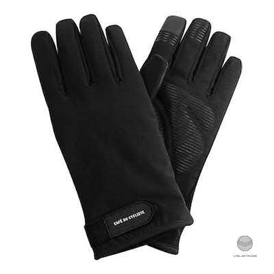 Cafe du Cycliste - DEEP WINTER GLOVES - Schwarz