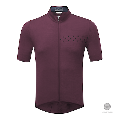 M's CYCLE KoM Jersey SS - Lila