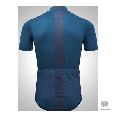 M's CLASSIC CYCLE Jersey SS - Türkis