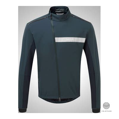 M's CYCLE Softshell Jacket - Blau