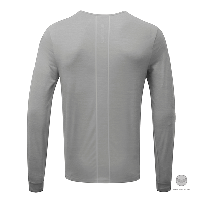 ashmei - M's Long Sleeve Baselayer - D'grau
