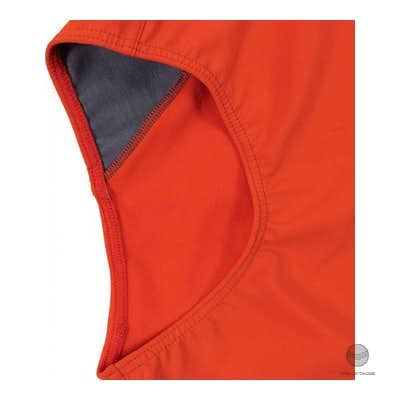 velocio - Men's Signature Softshell Vest - Rot