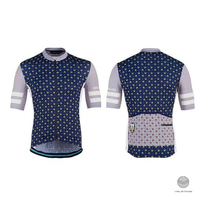 DOLORES Jersey Superlight - D'blau