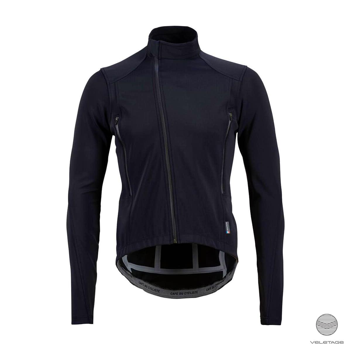 2fd6718c0 Cafe du Cycliste ▷ REGINE Winter Jacket - Schwarz - veletage Wien