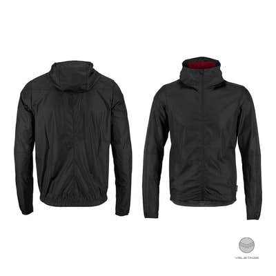 Cafe du Cycliste - VIOLAINE M Wind Jacket - Schwarz