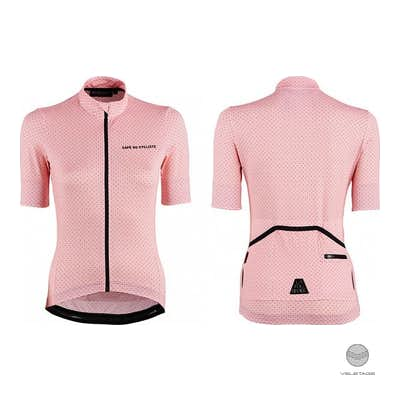 FLEURETTE W Jersey Superlight - Rosa