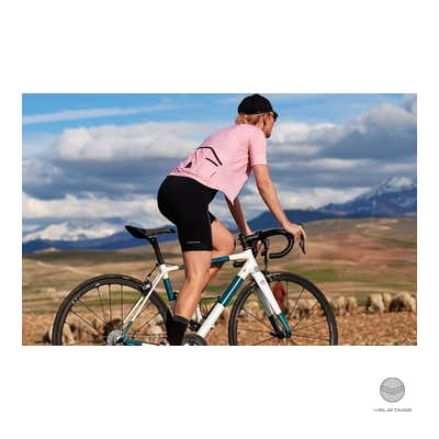 FLEURETTE W Jersey Superlight - Pink