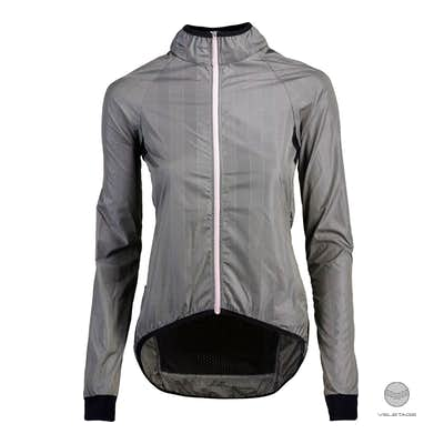 MADELEINE W superlight jacket - Grau