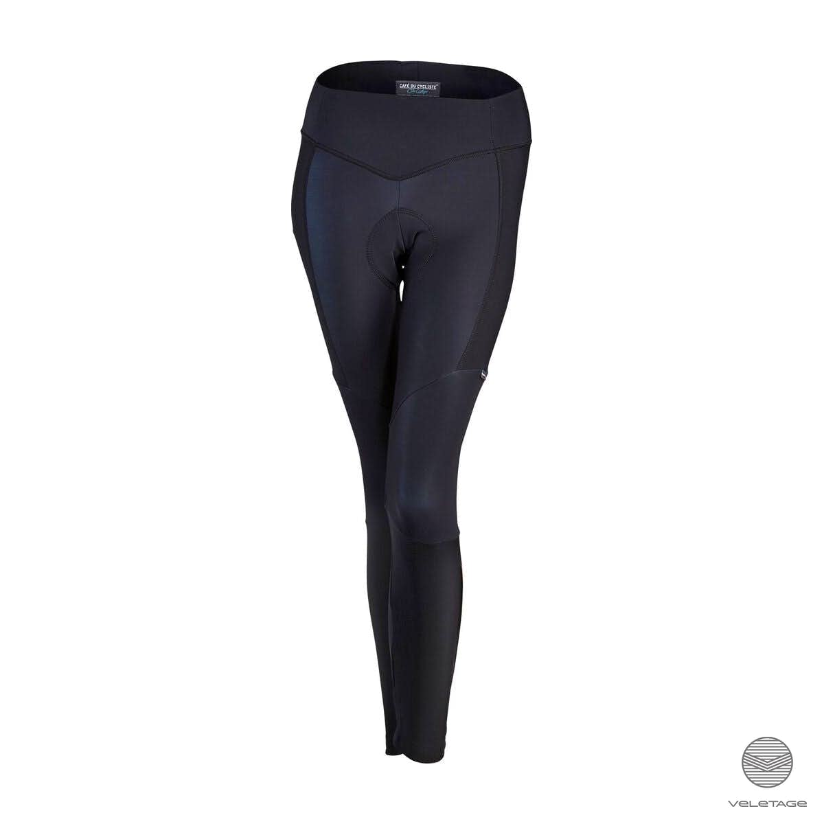 676257fbb Cafe du Cycliste ▷ THERESE Winter Tights - Schwarz - veletage Wien