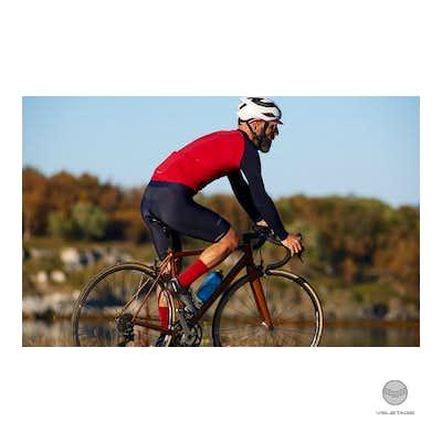04e709999 Cafe du Cycliste ▷ PRIMALOFT Merino Socks - Rot - veletage Wien