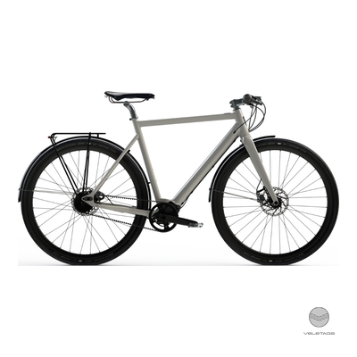 Desiknio - PINION - CLASSIC Commuter e-Bike - Weiss
