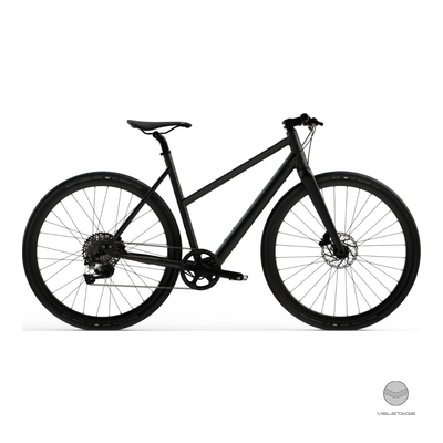 Desiknio - 11S- URBAN Commuter e-Bike - Schwarz