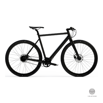 PINION - URBAN Commuter e-Bike - Schwarz