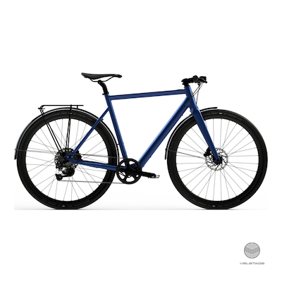 Desiknio - 11S- URBAN Commuter e-Bike - Blau