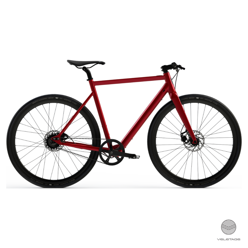 6 KU Singlespeed & Fixie Frisco hellblau silber Bicycle