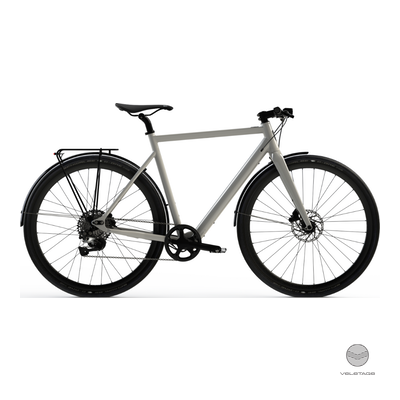 Desiknio - 11S - URBAN Commuter e-Bike - Weiss