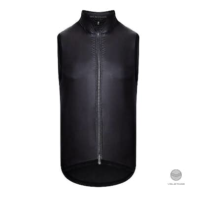 Cafe du Cycliste - DOROTHEE M ultralight windstopper  - Schwarz
