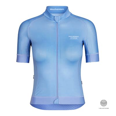 Pas Normal Studios - Women's Mechanism Jersey - Hellblau