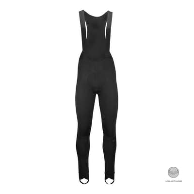 velocio - Men's ZERO Bib Tight - Schwarz