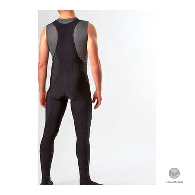 M's ZERO Bib Tight - Schwarz