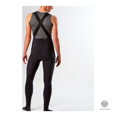ZERO SUPERFLY BIB TIGHT W - Schwarz