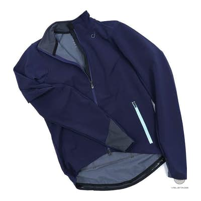 velocio - Women's Signature Softshell Jacket - D'blau